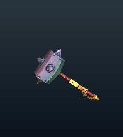 File:MH4U-Relic Hammer 004 Render 004.png