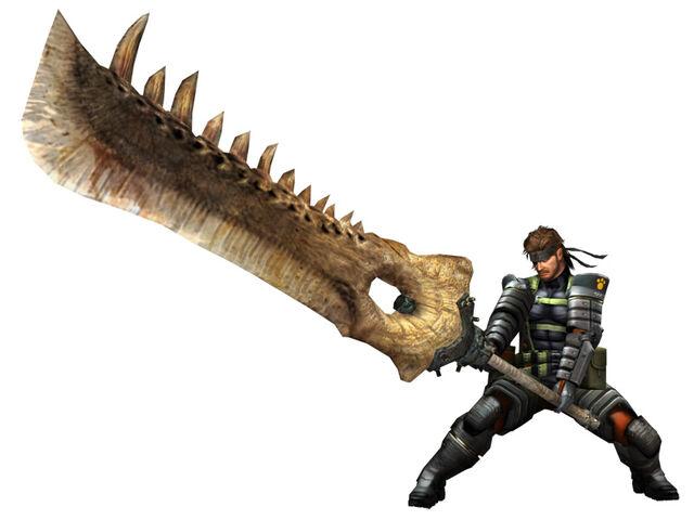 File:MHP3-Snake Armor Render 2.jpg