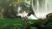 MHP3-Silver Rathalos Screenshot 012