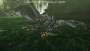 MHP3-Silver Rathalos Screenshot 016