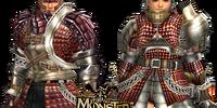 Ioprey S Armor (Blade)