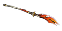 Punishment Katana (MH4)