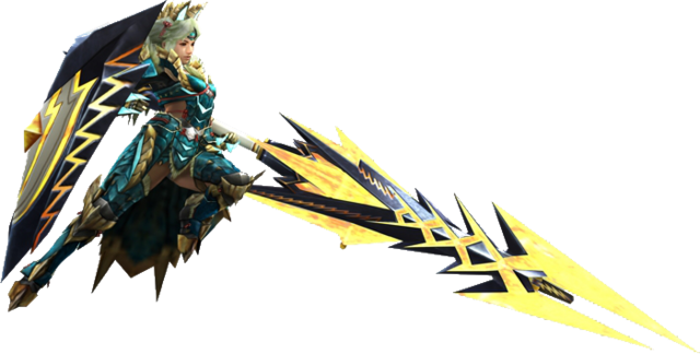 File:MH3G-Gunlance Equipment Render 001.png