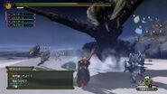 MH3U-Black Diablos Screenshot 002