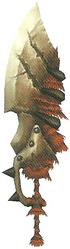 FrontierGen-Great Sword 022 Low Quality Render 001
