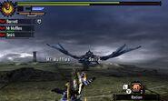 MH4U-Silver Rathalos Screenshot 012