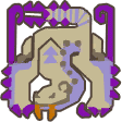 File:MH3U-Barioth Icon.png