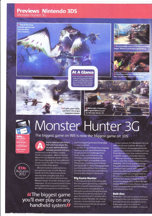 Official Nintendo Magazine Scan 1