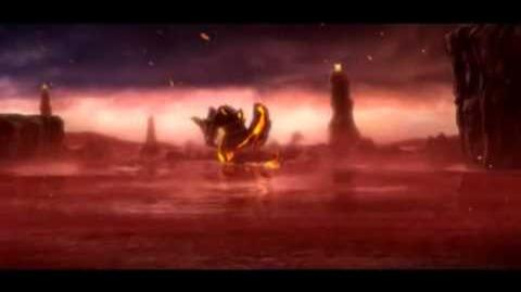 【MH3G U】煉獄龍 (Guran-Miraosu Theme) グラン・ミラオス戦BGM 煉獄