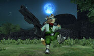 MHGen-Star Fox Collaboration Screenshot 002
