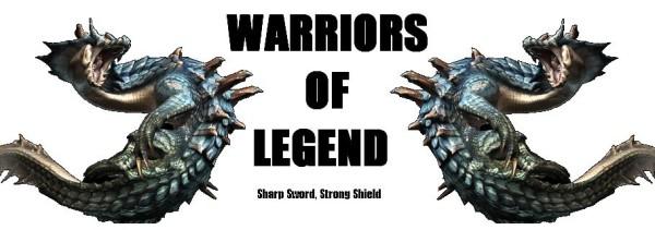 Clan Emblem-The Warriors of Legend