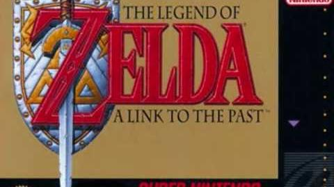 The Legend of Zelda A Link to the Past Music Death Mountain & Skull Woods