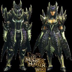 Alatreon Blade Armour