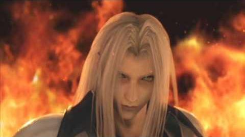 Final Fantasy VII Sephiroth Theme Song Advent Children Version-0
