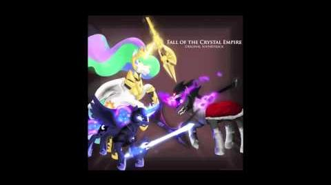 -Full Release- Break the Shadows (Alternate Version) - Fall of the Crystal Empire OST