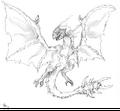 Monster hunter fan zerthorm by pokemonnowmon-d3feaah.png