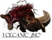 Volcanic jho