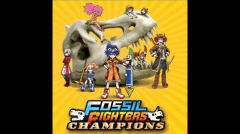 Fossil Fighters Champions - From Beyond the Horizon