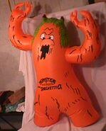 Spaghettios inflatable drayd