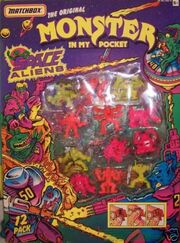 SpaceAliensmonstersinmypocket12pack
