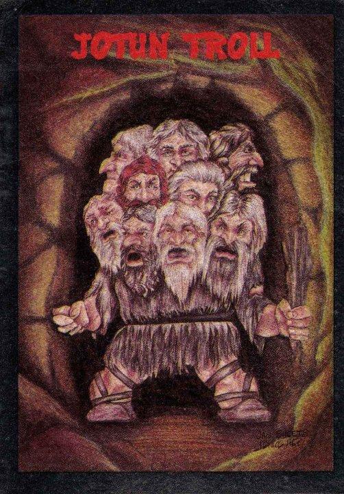 jotun troll monster in my pocket wiki fandom powered