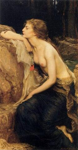 File:314px-Lamia by Herbert James Draper (1909).jpg