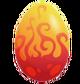 Firesaur-Egg