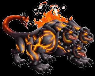 Monster Legends Best Nature Legendary