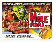 The mole pepole