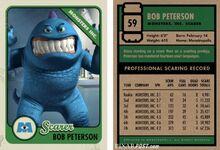 Scare card bob peterson