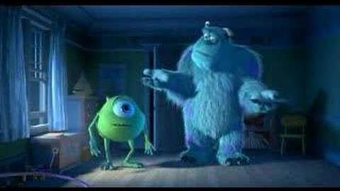 Monsters Inc. - Trailer