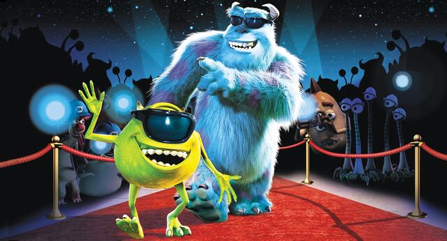 File:Mike, Sulley, and other Monsters.jpg