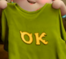 Sulley's OK T-Shirt