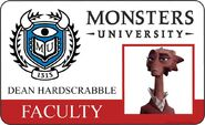 Dean-hardscrabble-faculty-id-card