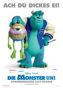 Die monster uni frohe ostern