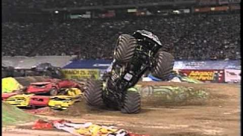 Monster Jam - Mega Crash Madness 3 Trailer