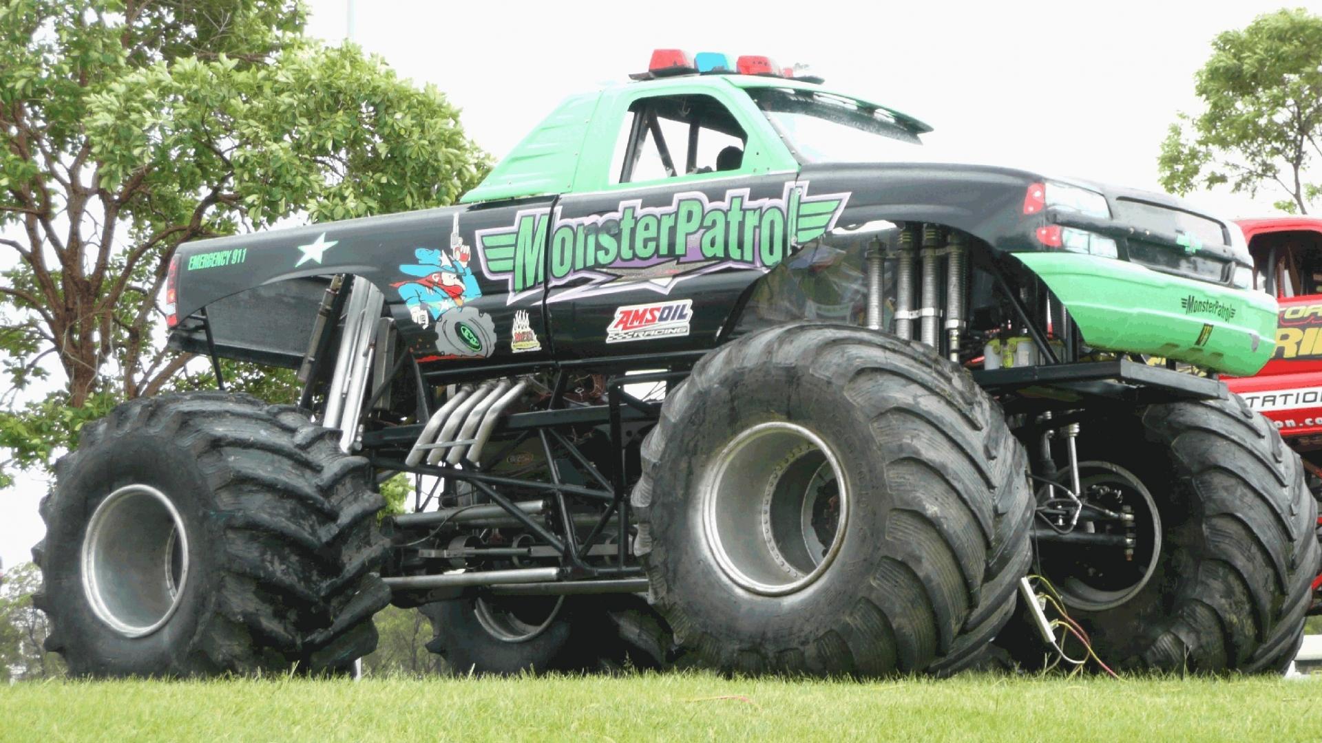 Image Monster Truck Racing Wallpapers Jpg Monster