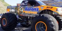 Aaron's Outdoors Monster Truck