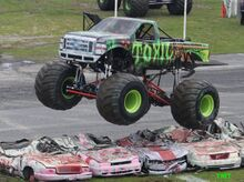 Moster-truck