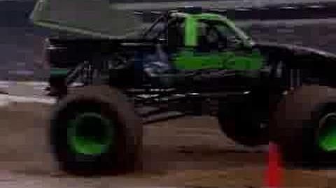 Monster Patrol truck