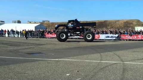 """Eurol"" monstertruck"