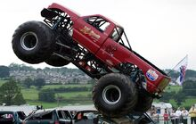 Himoto Lil Devil Monster Truck Real 1