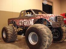 Get er done Monster Truck