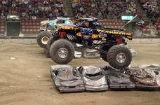 Monster Truck Terminator by drecker