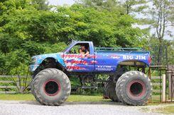 Big Jim truck