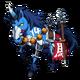 Blue Horse'14