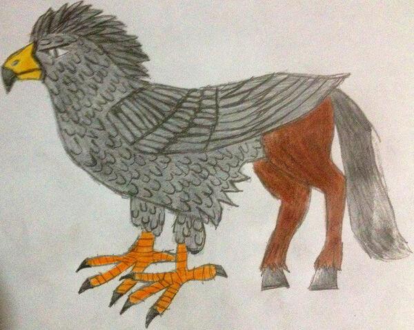 File:Fanart Hippogriff.jpg