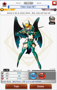 Fallen Angel -M1- Elder