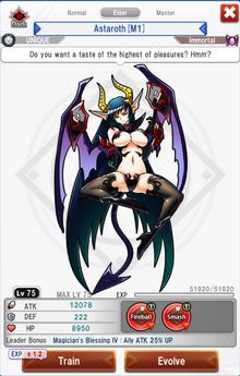 Astaroth -M1- Elder