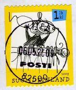 Moomin stamp2
